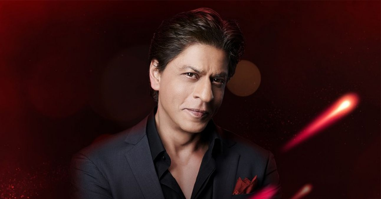 SRK gears up for his upcoming project