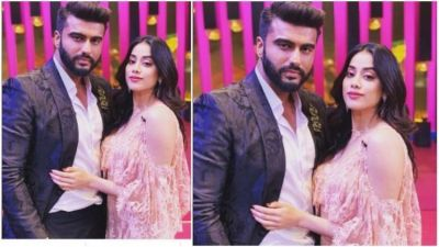 Janhvi Kapoor's reviews about her bro Arjun Kapoor's movie are worth reading!