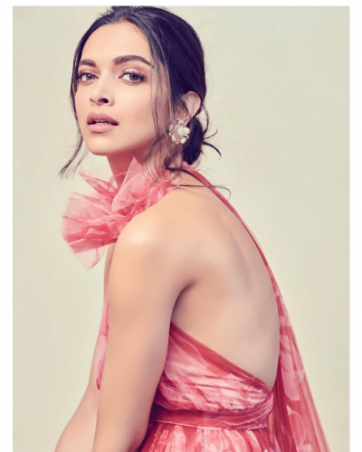 Deepika Padukone's floral attire is giving major spring goals