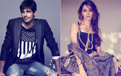 Sidharth Malhotra- Kiara Advani come together for Shershaah