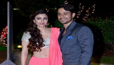 Soha Ali Khan pens a sweet note for Kunal Kemmu on his birthday
