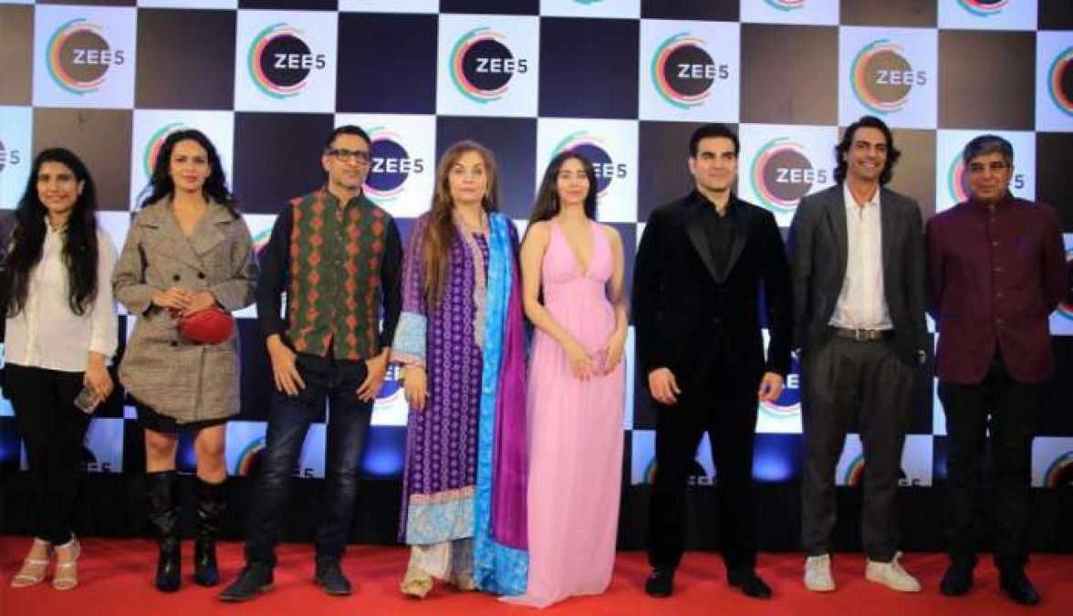Zee5 launches web series 'Skyfire'