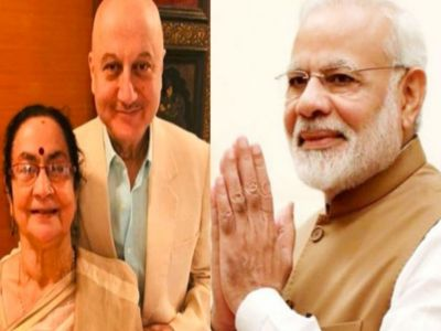 Even if I had ten hands, each hand would have voted for Modi: Anupam Kher's mother Dulari praises PM