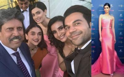 This Happy selfie of B-Town celebs with Kapil dev is catching Internet