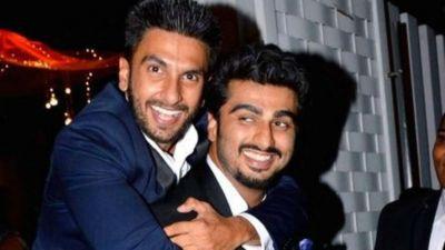 Proud of you Baba: Ranveer Singh on Arjun Kapoor's IMW