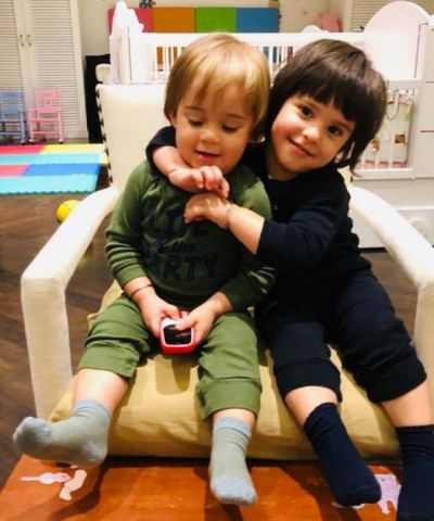 Karan Johar is blessed to have his cute twins, here's what he said
