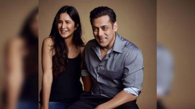 Katrina Kaif showcases ethnicity whereas Salman opts for simplicity