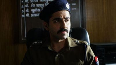 Ayushmann Khurrana's 'Article 15' first look poster out! check it out here