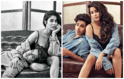 Ishaan Khattar reveals this thing about Janhvi Kapoor