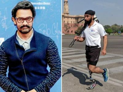 Here is why Kargil veteran Major DP Singh's tweet gave goosebumps to Aamir Khan