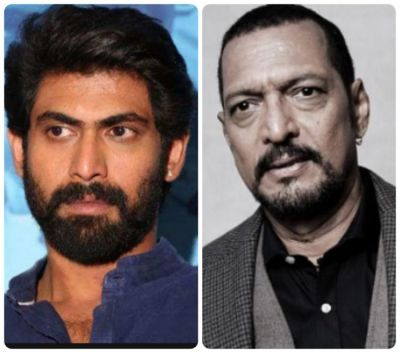 Rana Daggubati  with excitement begins shoot of Housefull 4 after replacing Nana Patekar