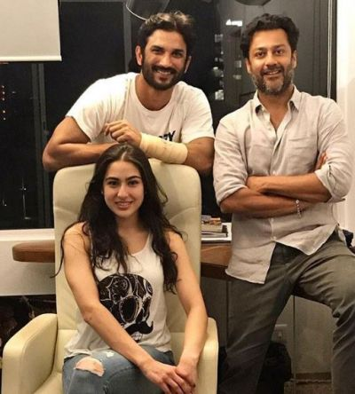 Sara Ali Khan given her best to the film says Kedarnath director Abhishek Kapoor