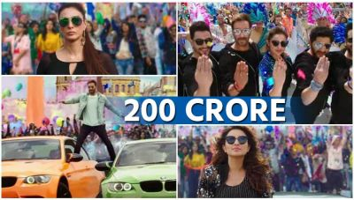 Rohit Shetty film 'Golmaal Again' collection reach near to Rs. 200 crores.