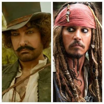 Aamir Khan on Firangi Mallah from Thugs of Hindostan: Hoping to see Firangi  fans will forget Jack Sparrow