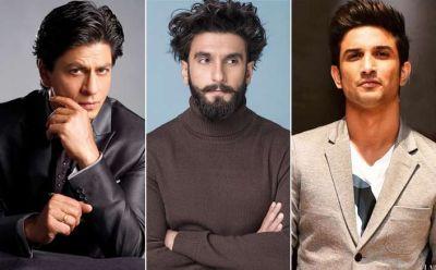 Ranveer Singh, SRK and Sushant Singh Will Lead The Box Office