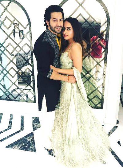 See pic :Varun Dhawan makes a relationship with  Natasha Dalal Insta official