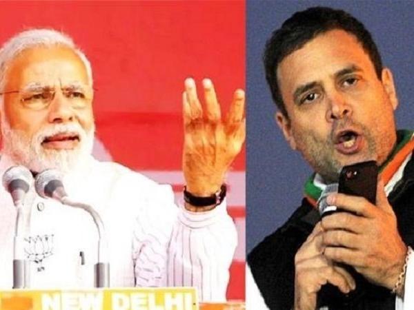 PM Narendra Modi, Congress Chief Rahul Gandhi to campaign in Chhattisgarh today