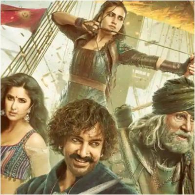 Thugs of Hindostan gets leaked online : Watch here Amitabh Bachchan and Aamir Khan  starer