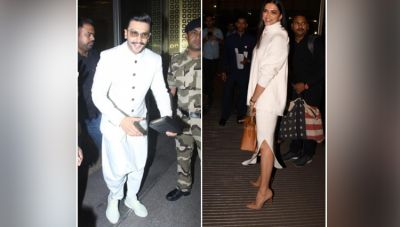 Deepika Padukone Ranveer Singh Wedding: Simba actor plays DDLJ's Mehendi Lagake Rakhna as 