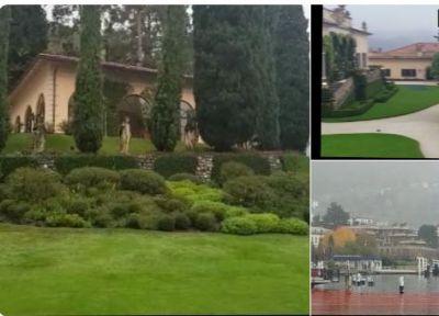 Deepika Padukone Ranveer Singh wedding: See Latest photos from Villa Del Balbianello at Lake Como