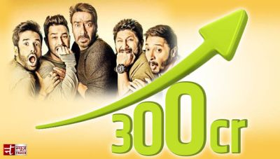 Golmaal Again collection cross Rs. 300 crores