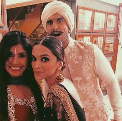 Deepika Padukone Ranveer Singh Wedding See throwback Diwali photos