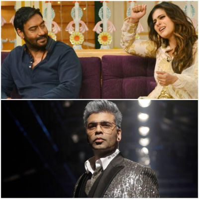 Koffee with Karan 6: Ajay Devgn and Kajol to shoot for the show today