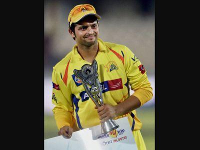 CSK don't retain Suresh Raina in this IPL.