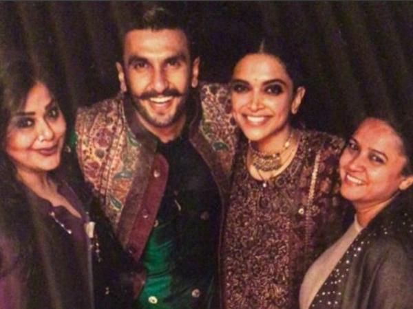 See Photo: Presenting another stunning photo of Ranveer Singh and Deepika Padukone