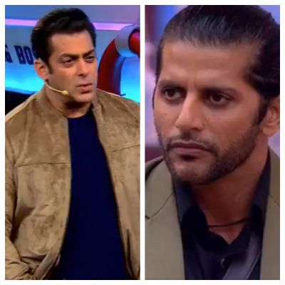 Salman Khan says he will not communicate with KV on the show