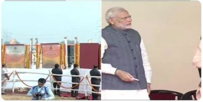 PM Narendra Modi flags off Escorts Mujesar-Ballabhgarh corridor of Delhi Metro