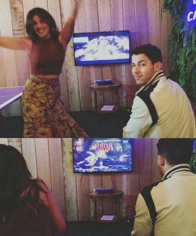 Ohh shit!  Nick Jonas lost THIS to Priyanka Chopra