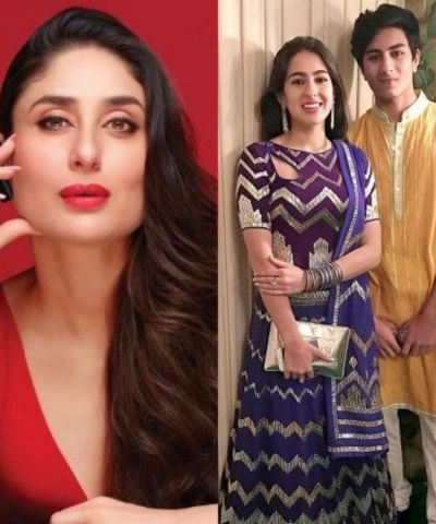 Kareena Kapoor Khan on Amrita Singh's kids -Sara Ali Khan and Ibrahim: I'm meant to be their friend only