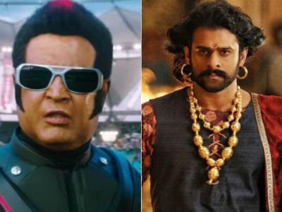A week left of its release, 2.0 crushes Baahubali 2 record – Here Find how