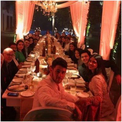 See pics : Priyanka Chopra and Nick Jonas celebrate Thanksgiving