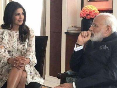 Prime Minister Narendra invited to Priyanka Chopra, Nick Jonas' wedding- report