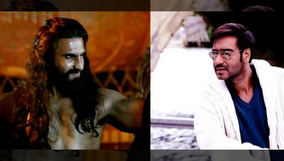 Is it Ajay Devgan was the first choice for the role of Alauddin Khilji?