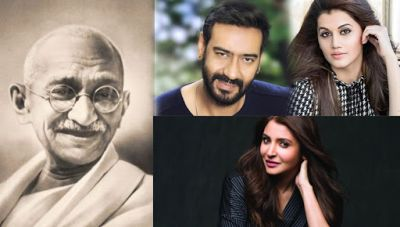 Gandhi Jayanti Special: Celebrities pay tribute to Father of the nation