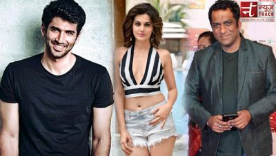 Aditya Roy Kapoor is to share screen with Taapsee Pannu in Anurag Basu's next ?