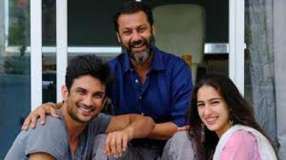 Sara Ali Khan's first look from 'Kedarnath' is revealed !