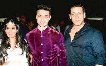 Salman's brother-in-law 'Aayush' to enter in bollywood soon