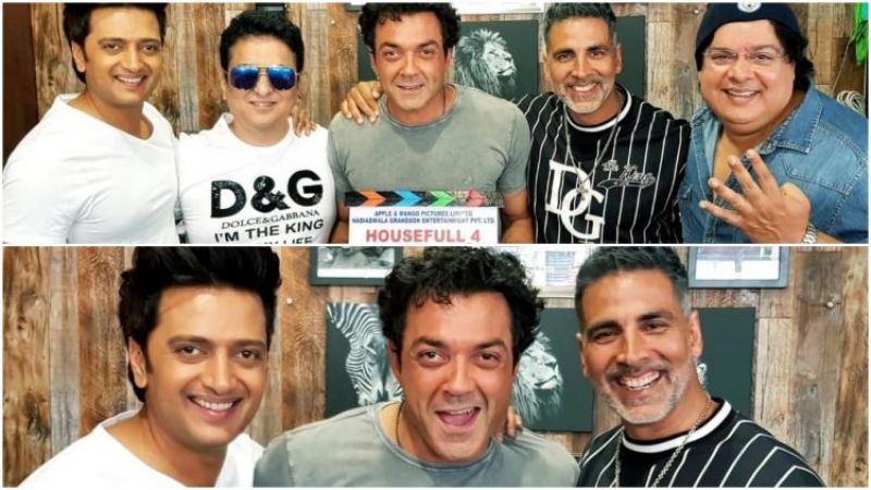 Sajid Khan stepping down as director of Housefull 4 urges