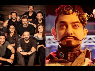 Golmaal Again Vs Secret Superstar: Which blockbuster will be loved by audience?