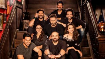 Golmaal Again'  is a family entertainer