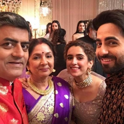 2 years of 'Badhaai Ho': Neena Gupta walks down the memory lane; shares photo with team