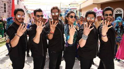 Movie Review: Golmaal Again surprises the audience to plug their hearts with laughter