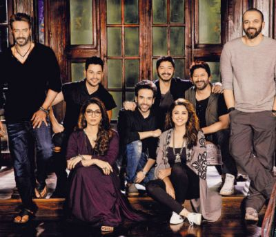 Boxoffice report:'Golmaal Again' has recorded the highest opening for 2017