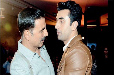 Akshay Kumar withdraws from the movie, offered to Ranbir Kapoor