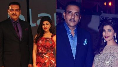 Actress Nimrat Kaur and coach Ravi Shastri dating?