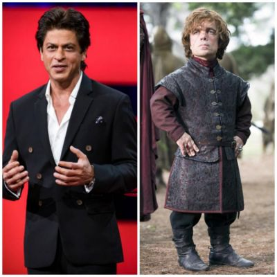 SRK's role of dwarf in Aanand L Rai film is inspired by GoT's character